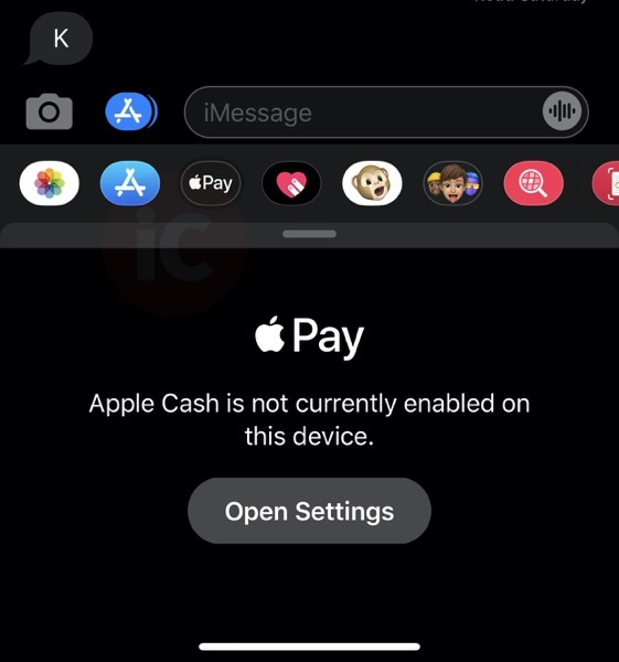 Apple cash ios 13 beta 5