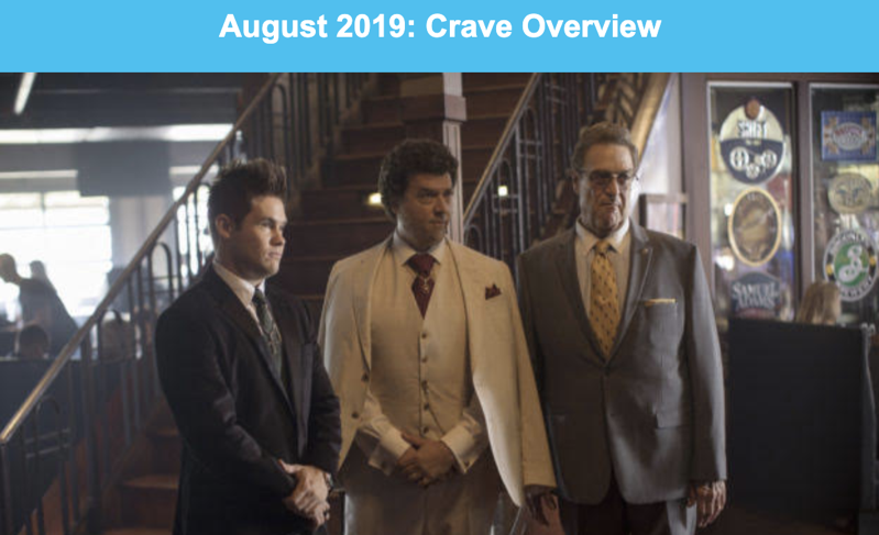 Crave august 2019