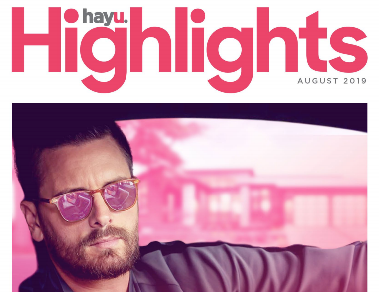 Hayu highlights august 2019 canada