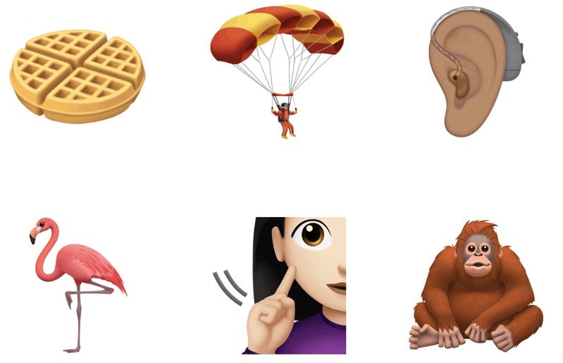 Ios 13 emoji
