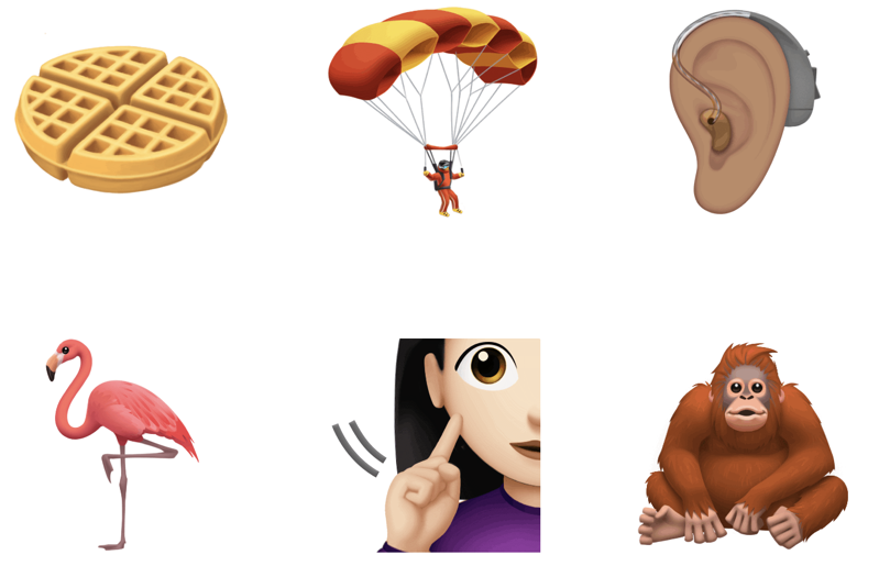 Apple Says 59 New Emojis Coming in iOS 13 This Fall, Shares Preview [PICS]