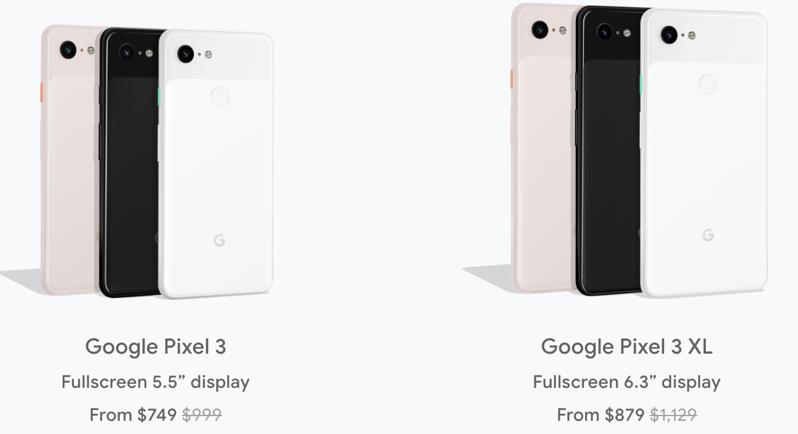 Pixel 3 sale