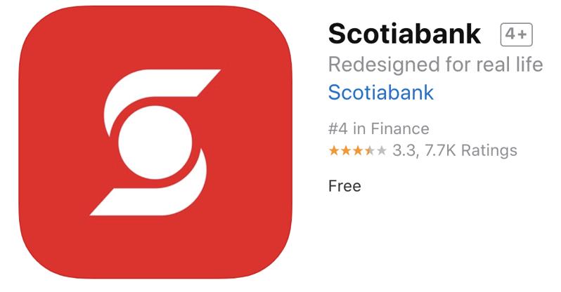Scotiabank ios 2019