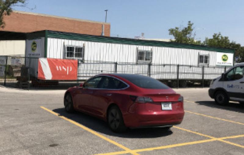 Winnipeg supercharger