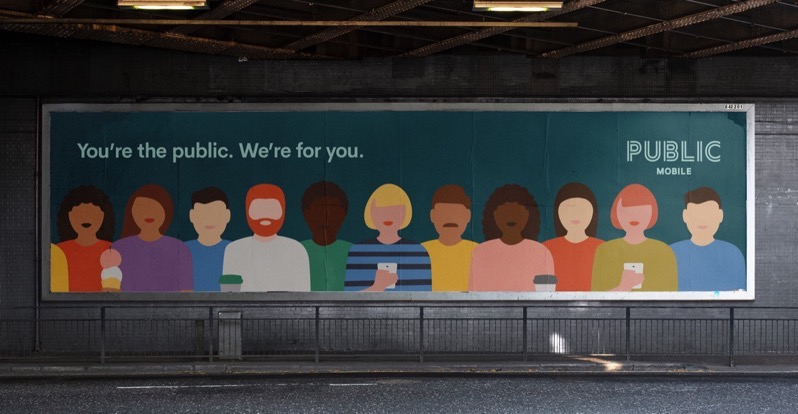 Public Mobile Billboard