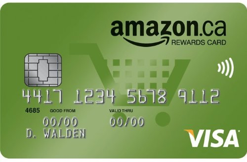 Chase Bank Wipes All Debt Owing by Amazon ca Rewards Visa