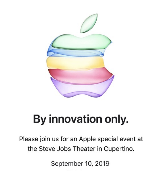 Apple special event september 10