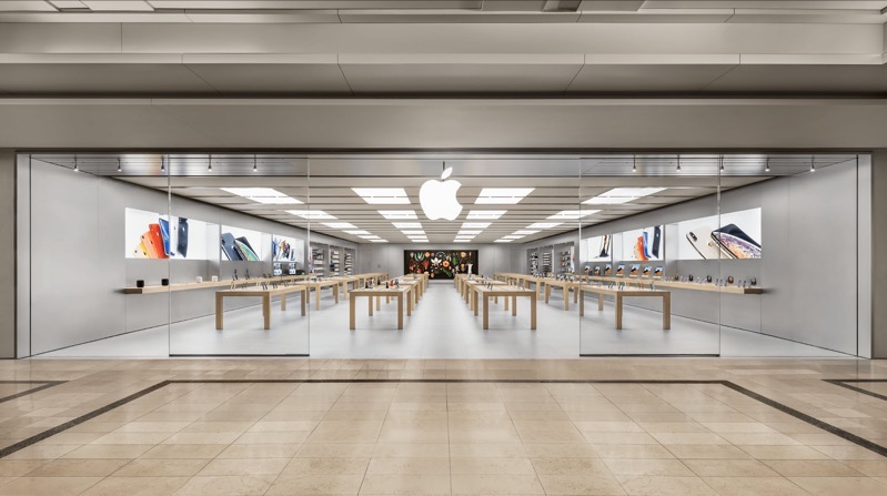Apple Sherway Gardens Store in Toronto Gets 8K Forum Display and More