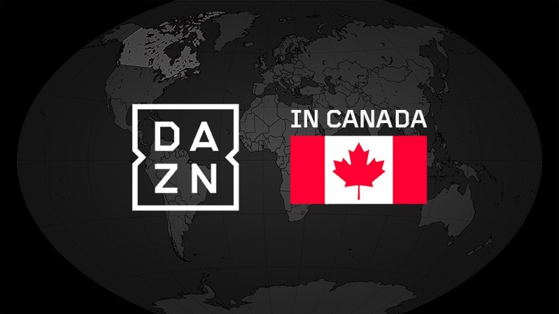 What's Coming to DAZN Canada in September 2019