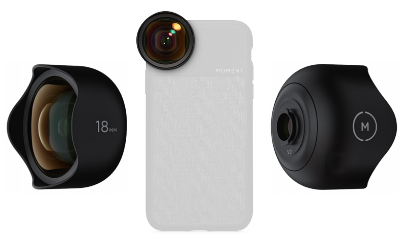Moment iphone lenses case
