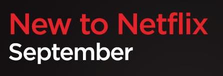 New netflix september