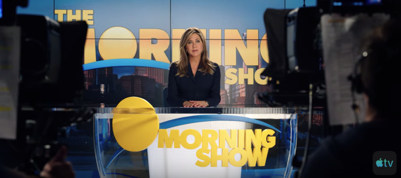 Apple TV+ Original 'The Morning Show' Just Released its Official Trailer [VIDEO]