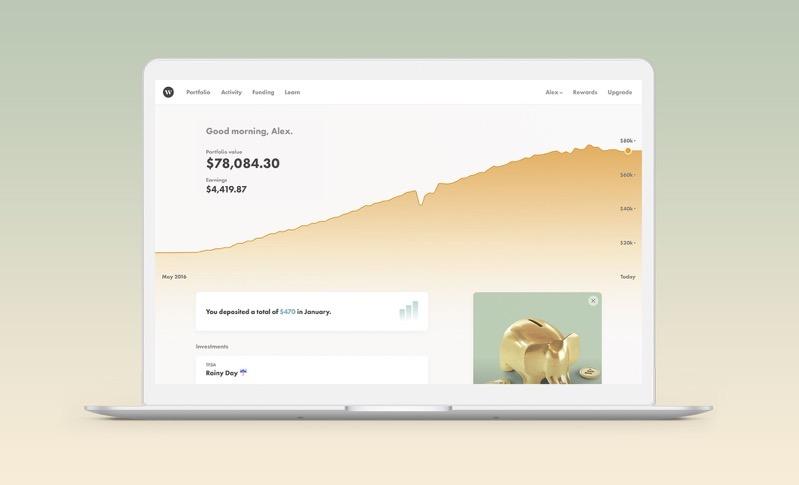 Wealthsimple desktop