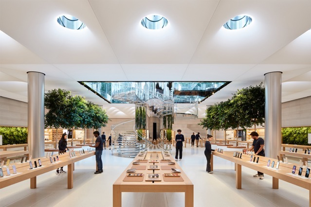 Apple Store fifth avenue new york redesign interior 091919 big jpg large 2x