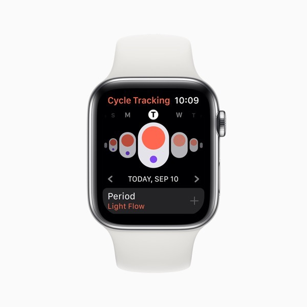 Apple watch series 5 cycle tracking app screen 091019 carousel jpg large 2x
