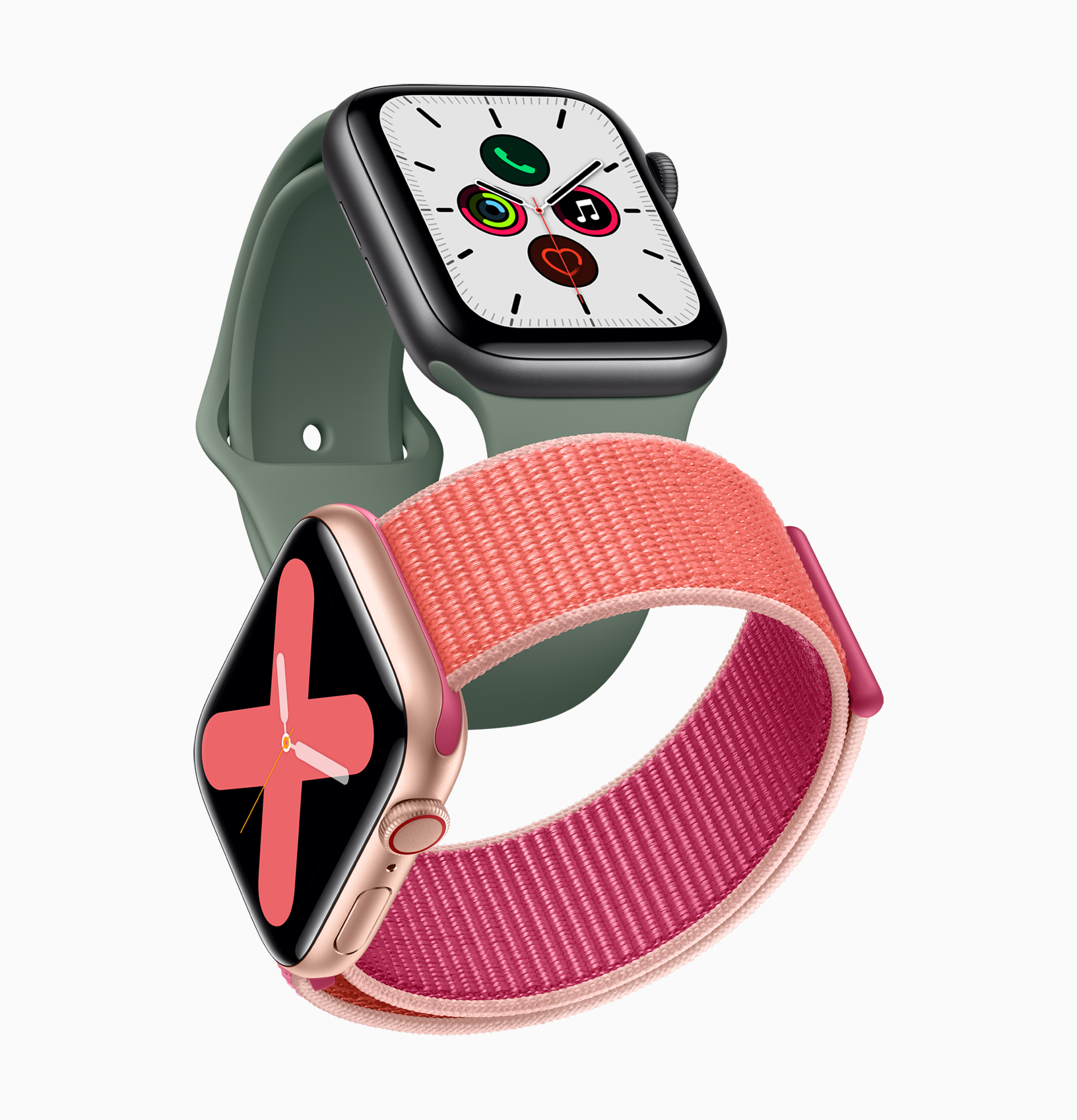 Apple Files Patent for Apple Watch Band-Based Hardware Sensors