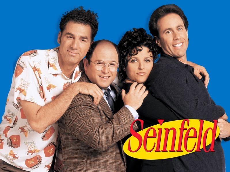 Cast Jason Alexander Seinfeld Michael Richards