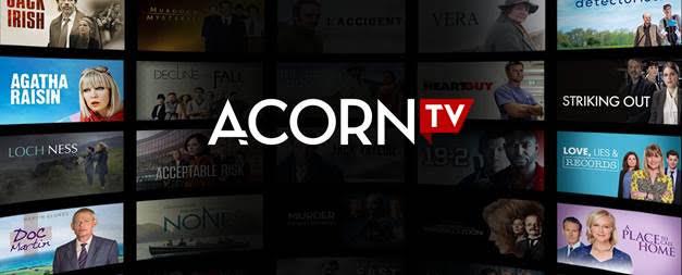 Acorn tv canada