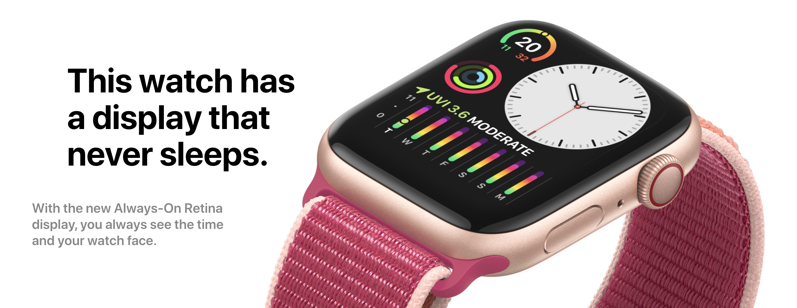 Apple Watch Series 5 Review Roundup: Always-On Display Gets Praise
