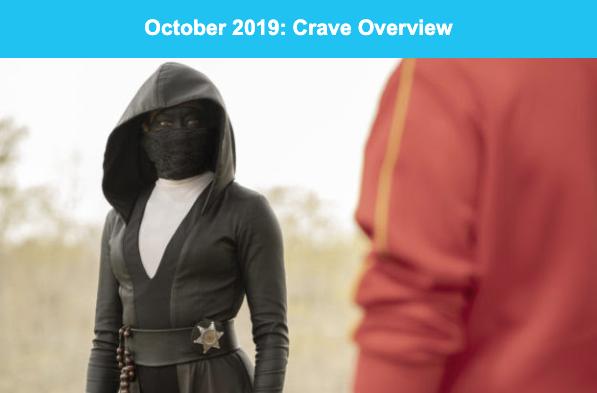 Crave october 2019