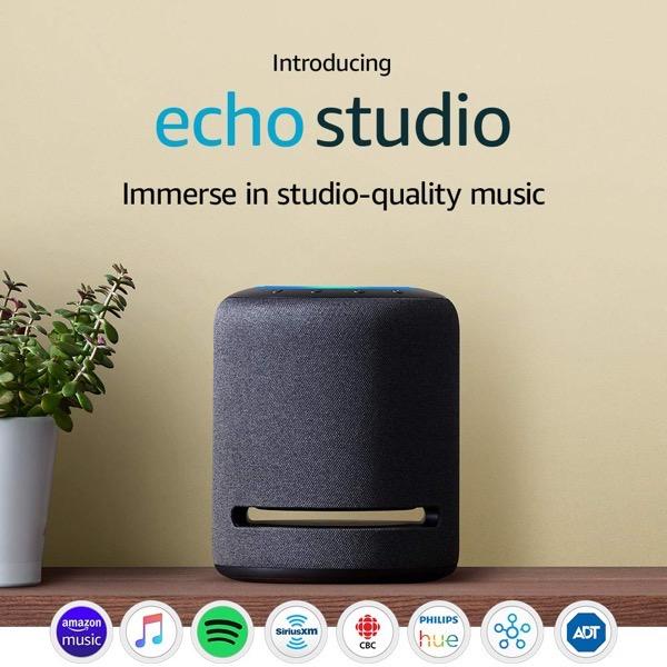 Echo studio