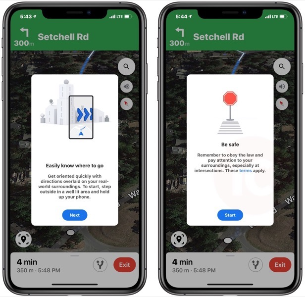 Google Maps Live View AR Navigation Rolls Out in Canada [Hands-On]
