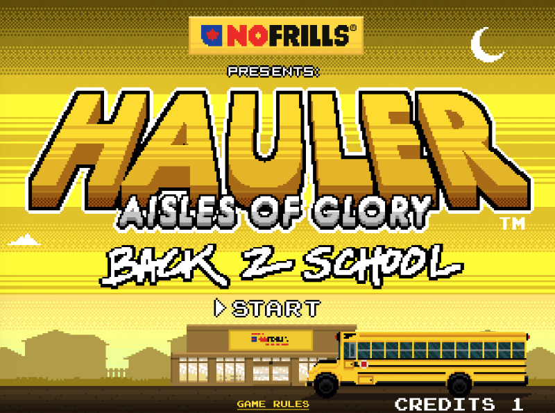 Hauler aisles of glory 2