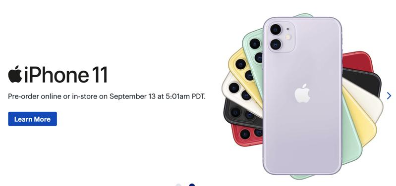 Iphone 11 pre order best buy
