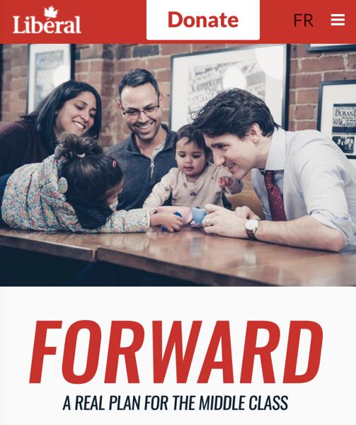 Liberal forward platform