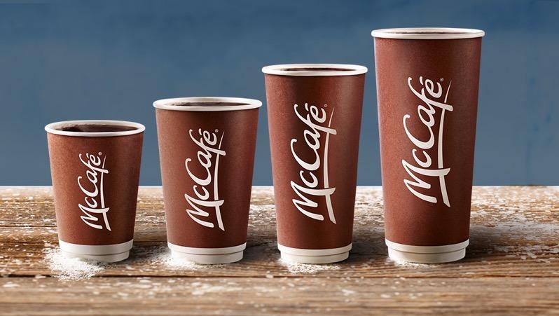 Mcdonald s coffee