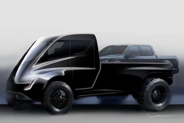 Tesla pickup concept 0 0