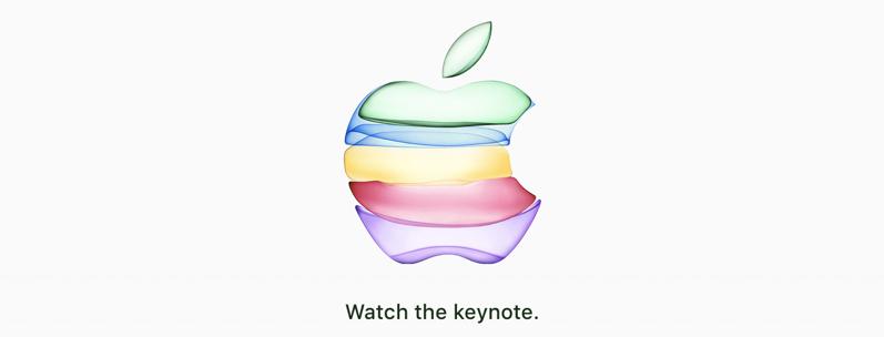 Watch iphone 11 keynote