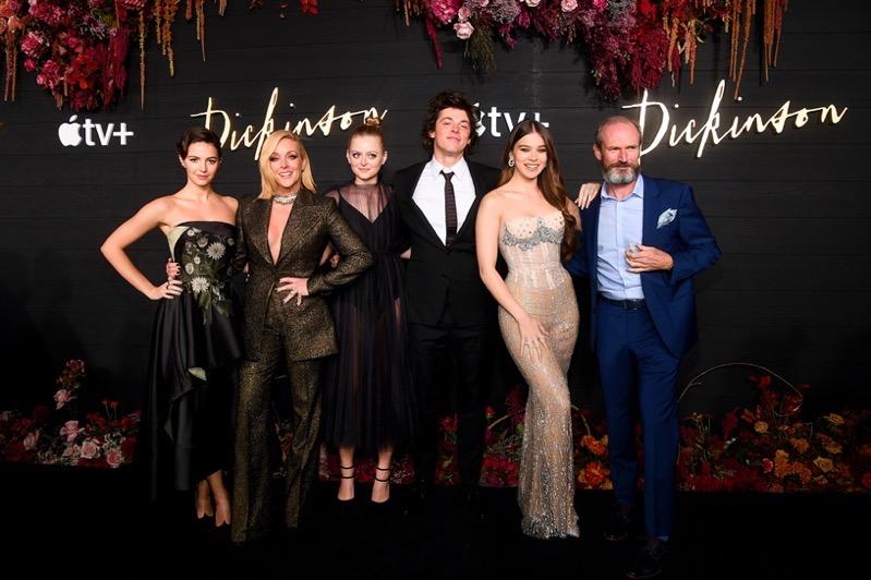 """Apple TV+ Original """"Dickinson"""" Holds Global Premiere in Brooklyn"""
