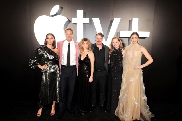 Apple For All Mankind Premiere The Cast 101519