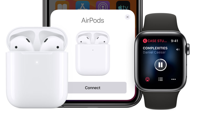 Airpods apple watch