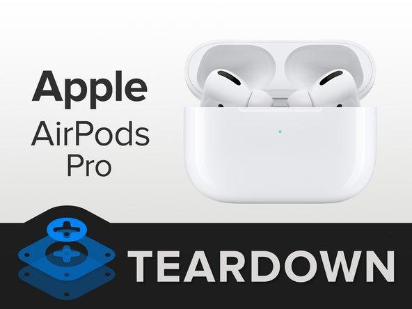 Airpods pro teardown