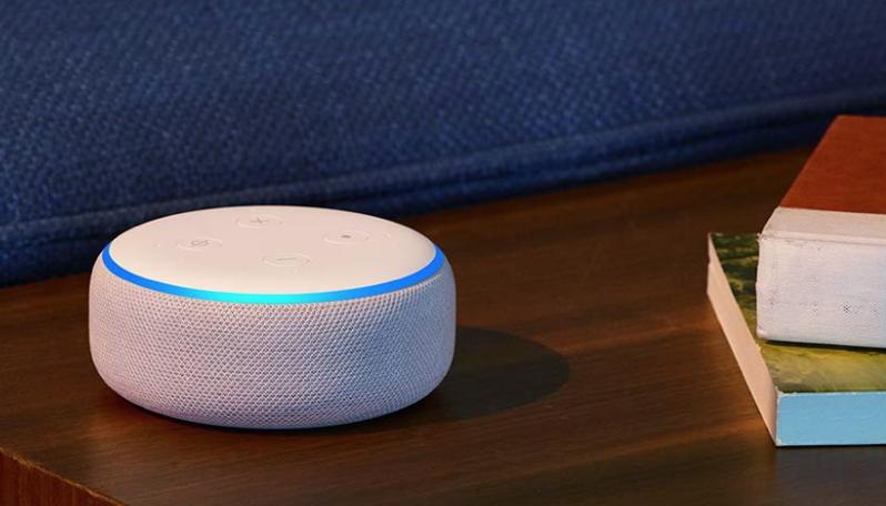 Alexa echo dot 2019