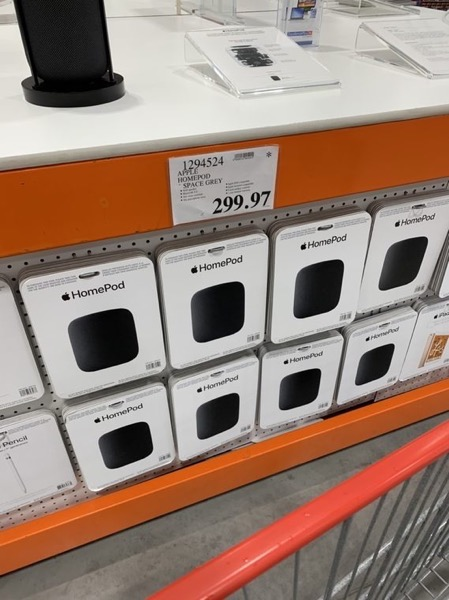 Apple homepod costco canada