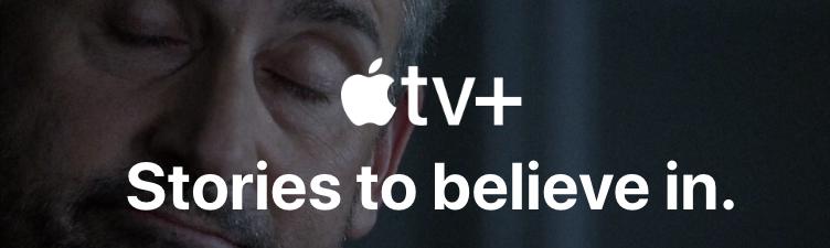 Apple tv+ stories