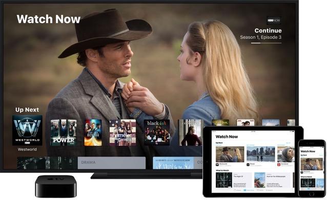 AppleTV app