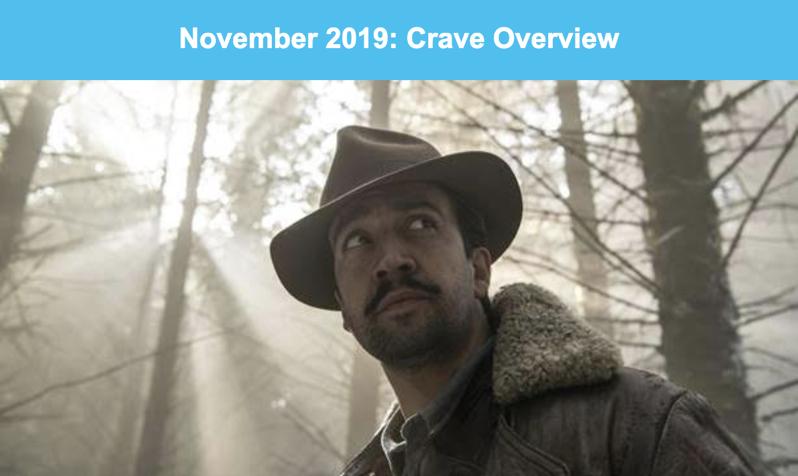 Bell crave november 2019