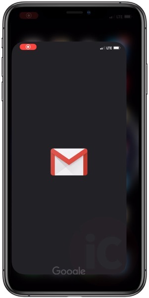 Gmail ios dark mode