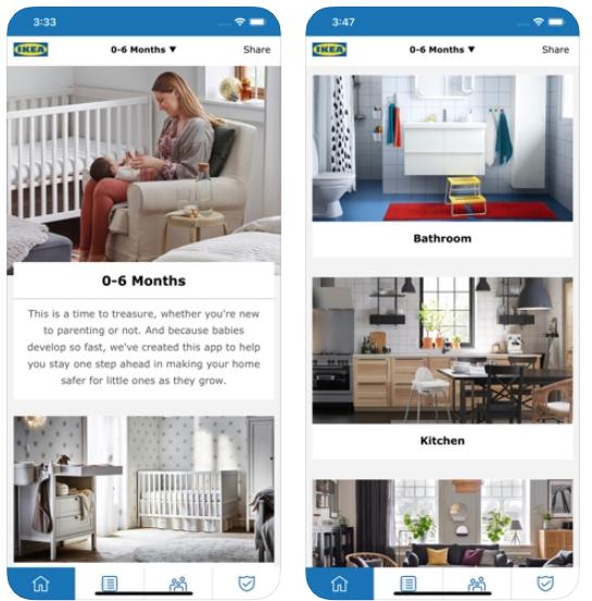 Ikea safer home itunes ios