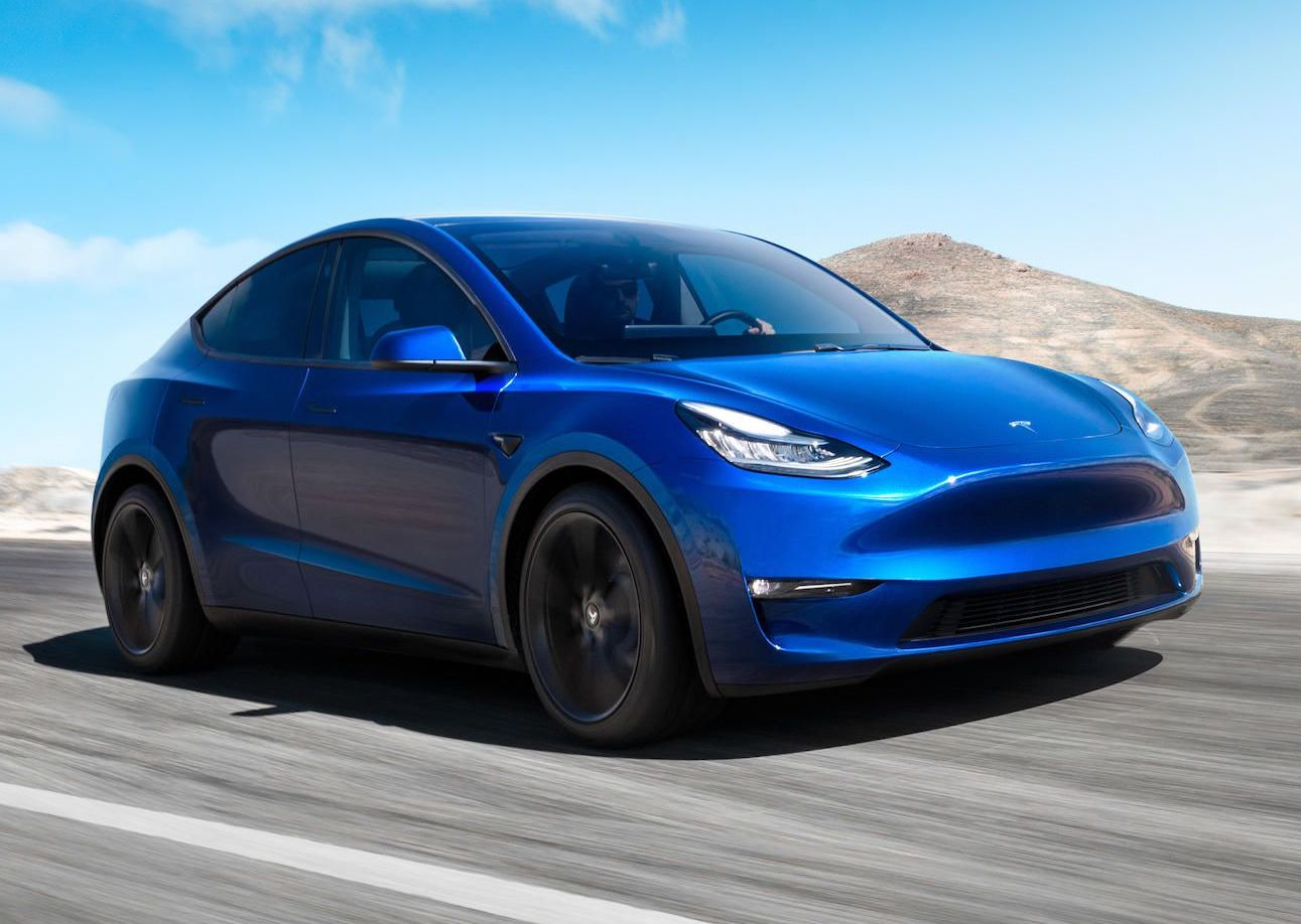 Tesla Model Y Trunk Pictures Revealed for the First Time