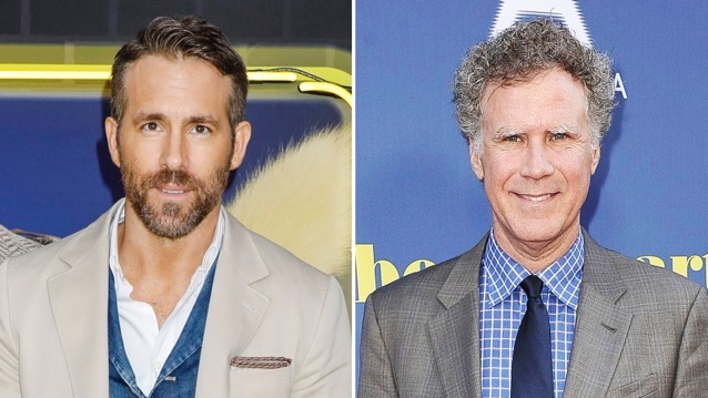 Ryan reynolds will ferrell
