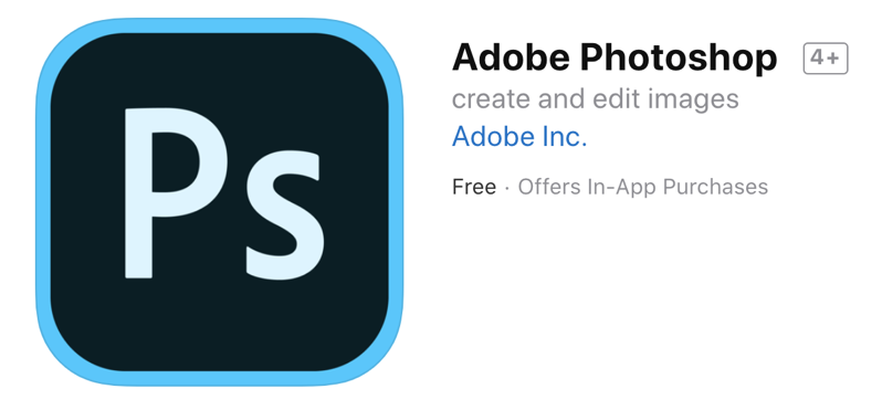 Adobe photoshop ipad download