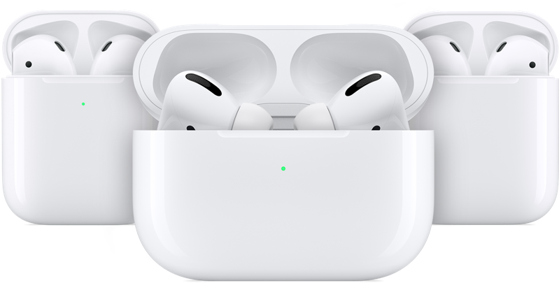Airpods generations