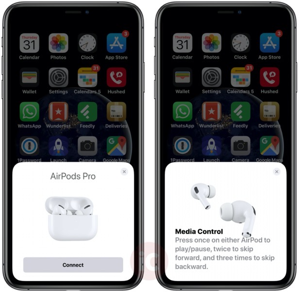 Airpods pro review screens1