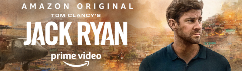 Amazon original jack ryan