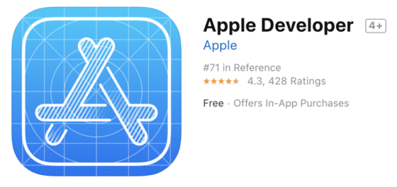 Apple Renames its WWDC App to the Apple Developer App